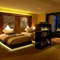 Pudi Boutique Hotel Fuxing Park Shanghai 4* Улучшенный номер с различными типами кроватей фото 7
