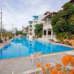 Апартаменты Argyle Apartments Pattaya Улучшенные апартаменты фото 11