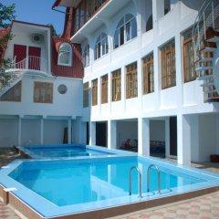 Гостиница Korall Pansionat в Сочи отзывы, цены и фото номеров - забронировать гостиницу Korall Pansionat онлайн бассейн фото 3
