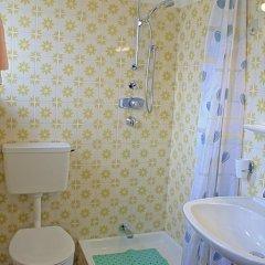 Отель Pension Thalerhof Горнолыжный курорт Ортлер ванная