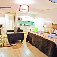 Отель Wenceslas Square Terraces Апартаменты Премиум с различными типами кроватей фото 15
