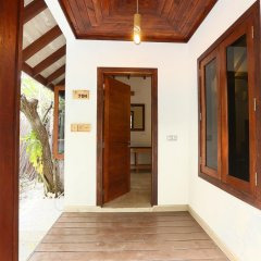 Отель Kihaad Maldives 5* Вилла с различными типами кроватей фото 21