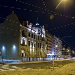 Отель PixelHome Kamienica Pisarzy спортивное сооружение