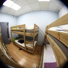 Fantomas Hostel Стандартный номер разные типы кроватей фото 2