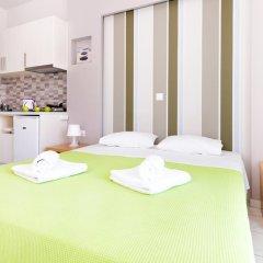 Отель Ilios Studios Stalis Студия с различными типами кроватей фото 21