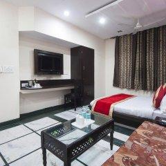 Hotel Apra Inn 3* Номер Делюкс с различными типами кроватей фото 5