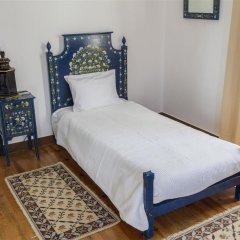 Отель Alojamento O Tordo Алкасер-ду-Сал комната для гостей