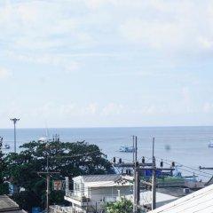 Отель Nadapa Resort пляж фото 2