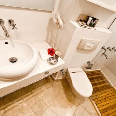 Villa Mahal Турция, Патара - отзывы, цены и фото номеров - забронировать отель Villa Mahal онлайн ванная