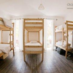 Hostel Casa d'Alagoa Кровать в общем номере с двухъярусной кроватью фото 22