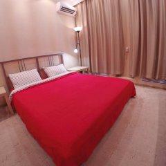 Гостиница Майкоп Сити Улучшенный номер с различными типами кроватей фото 2