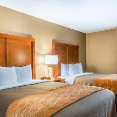 Отель Comfort Inn North/Polaris 2* Стандартный номер с 2 отдельными кроватями