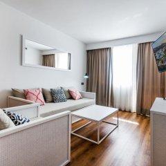 Отель Aparthotel Ponent Mar Апартаменты комфорт с двуспальной кроватью фото 7