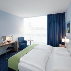 Отель Seminaris CampusHotel Berlin 4* Стандартный номер с двуспальной кроватью фото 7