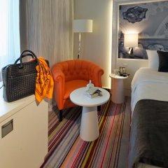 Гостиница Mercure Москва Бауманская 4* Стандартный номер с двуспальной кроватью фото 5