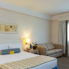 Отель Comfort Suites Londrina 3* Улучшенный номер с различными типами кроватей фото 3