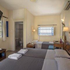 Отель Kykladonisia 3* Стандартный номер с различными типами кроватей фото 10