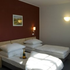 Hotel Chvalská Tvrz 3* Стандартный номер с различными типами кроватей фото 4
