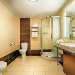 JM Hotel ванная