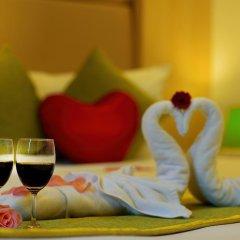 Vinh Hung 2 City Hotel 2* Улучшенный номер с различными типами кроватей фото 2