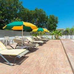 Отель Villa Rea Греция, Петалудес - отзывы, цены и фото номеров - забронировать отель Villa Rea онлайн бассейн фото 3