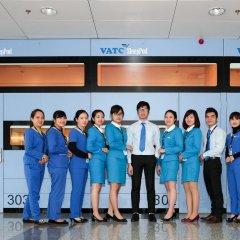 Отель VATC SleepPod Terminal 2 питание
