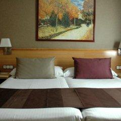 Отель Catalonia Park Güell 3* Номер категории Премиум с различными типами кроватей фото 19
