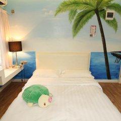 Отель Xiamen Gulangyu Yue Qing Guang Hotel Китай, Сямынь - отзывы, цены и фото номеров - забронировать отель Xiamen Gulangyu Yue Qing Guang Hotel онлайн комната для гостей фото 2