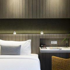 Hotel IKON Phuket 4* Улучшенный номер двуспальная кровать фото 6