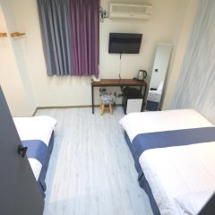 Отель Must Stay 2* Стандартный номер с различными типами кроватей фото 9