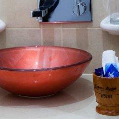 Hotel Camino Maya Ciudad Blanca ванная