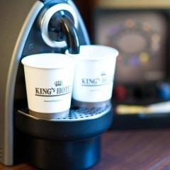 Kings Hotel First Class 4* Стандартный номер с различными типами кроватей фото 19