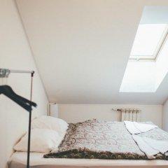 Хостел Крыша Кровать в мужском общем номере двухъярусные кровати фото 20