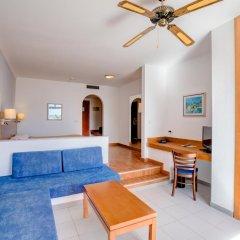 Отель SBH Fuerteventura Playa - All Inclusive 4* Стандартный номер разные типы кроватей фото 5
