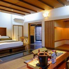 Отель Adaaran Prestige Vadoo 5* Вилла с различными типами кроватей фото 14