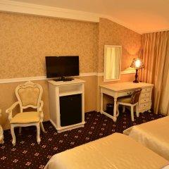 Kavalier Boutique Hotel 5* Стандартный номер разные типы кроватей фото 8