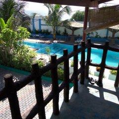 Deutsch Lanka Hotel & Restaurant интерьер отеля