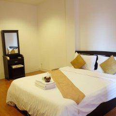 Отель BAANBORAN Бангкок комната для гостей фото 3