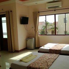Отель Hi Hop Yen Homestay 2* Стандартный номер с 2 отдельными кроватями фото 5
