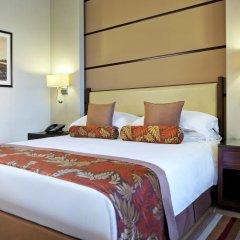 Отель Khalidiya Palace Rayhaan by Rotana, Abu Dhabi 5* Стандартный номер с различными типами кроватей фото 2
