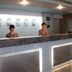 Гостиница Молодежная интерьер отеля фото 2