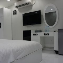 White Fort Hotel Номер Делюкс с различными типами кроватей фото 5