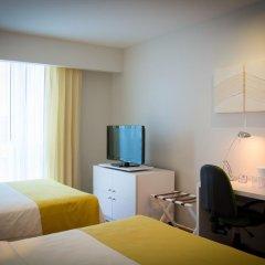 Отель Holiday Inn Express And Suites Mexico City At The Wtc 3* Стандартный номер фото 4