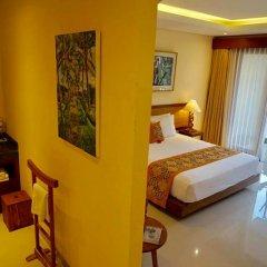 Отель Arma Museum & Resort 4* Улучшенный номер с различными типами кроватей фото 13