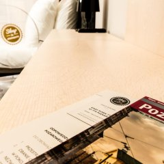 Отель Sleep in Hostel & Apartments Польша, Познань - отзывы, цены и фото номеров - забронировать отель Sleep in Hostel & Apartments онлайн интерьер отеля фото 2