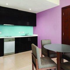 Ramada Hotel & Suites by Wyndham JBR 4* Улучшенные апартаменты с различными типами кроватей фото 5