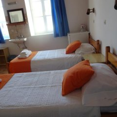 Отель Medieval Rose Inn Родос комната для гостей