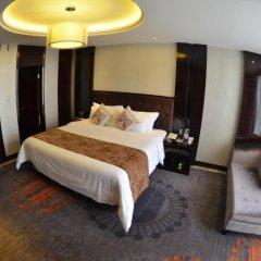 Отель Xiamen Wanjia International Hotel Китай, Сямынь - отзывы, цены и фото номеров - забронировать отель Xiamen Wanjia International Hotel онлайн комната для гостей фото 5
