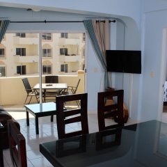 Отель Maz4you Beachfront Condo балкон