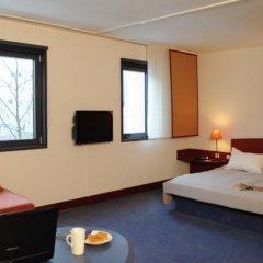 Отель Novotel Suites München Parkstadt Schwabing комната для гостей фото 4